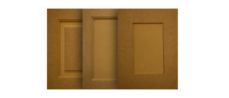 HDF Cabinet Door Styles